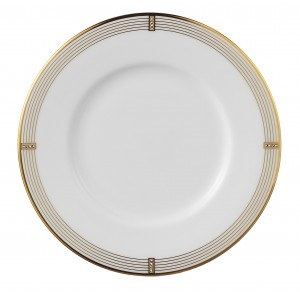 Regency Gold Bread and Butter Plate