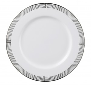 Regency Platinum Bread and Butter Plate