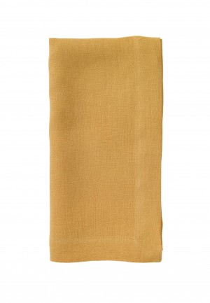 Riviera Butterscotch Napkin