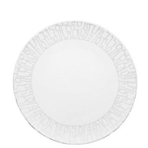 TAC 02 Skin Platinum Dinner Plate