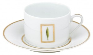 Toscane Tea Cup and Saucer