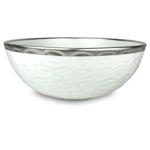Truro Platinum Large Bowl