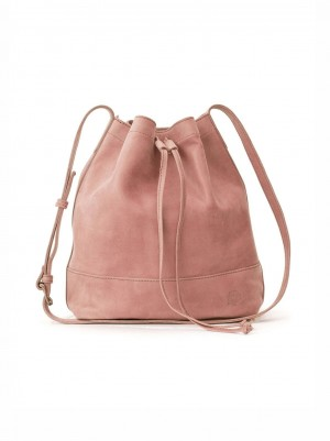 Tadesse Bucket Bag Dusty Rose