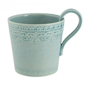 Rua Nova Morning Blue Mug