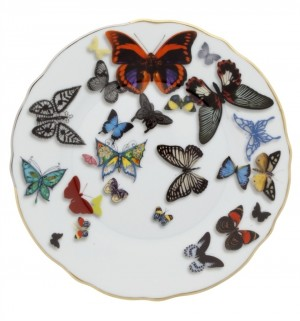 Butterfly Parade Bread and Butter Plate