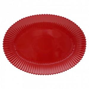 Pearl Rubi Oval Platter