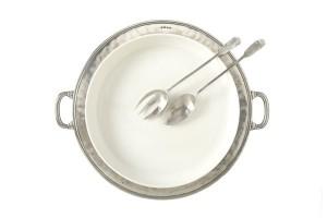 Convivio Round Serving Platter w/ Handles