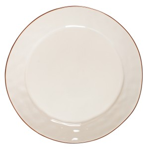 Cantaria Charger Plate Ivory