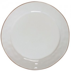 Cantaria Charger Plate White