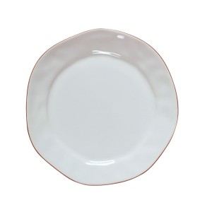 Cantaria Salad Plate White