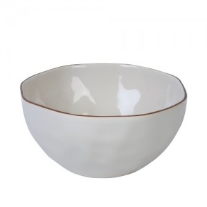 Cantaria Cereal Bowl White