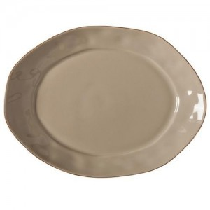 Cantaria Large Oval Platter Sand