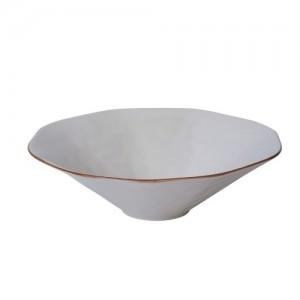 Cantaria Centerpiece Bowl White