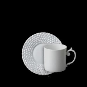 Aegean White Espresso Set