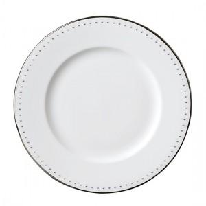 Princess Platinum Dinner Plate