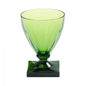 Acrylic Wine Goblet in Emerald