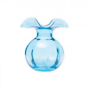 Hibiscus Bud Vase Aqua