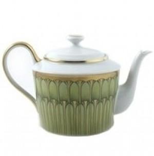 Arcades Green Tea Pot