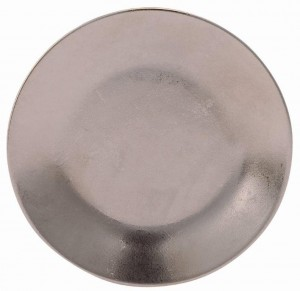 Carat Platinum Bread and Butter Plate