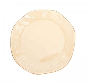 Cantaria Dinner Plate Almost Yellow