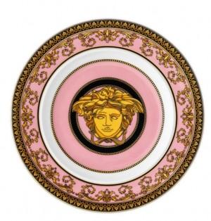 Medusa Rose Small Plate