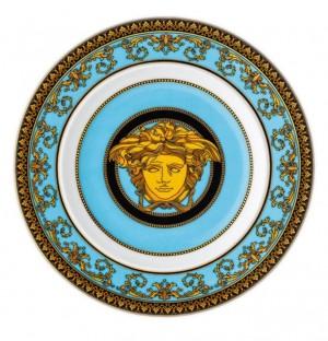 Medusa Celeste Small Plate