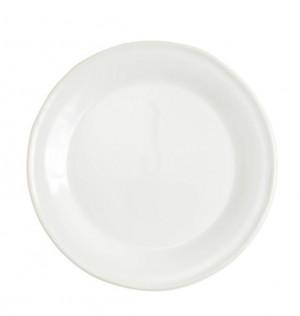 Chroma White Salad Plate