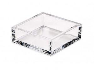 Acrylic Clear Cocktail Napkin Box