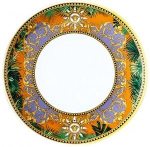 Versace Jungle Animalier Dinner Plate