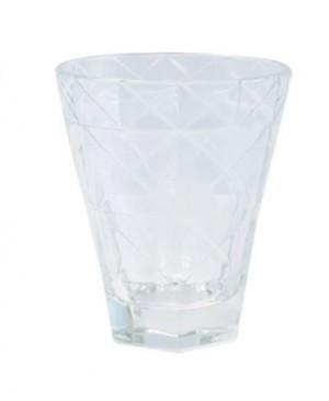 Prism Clear Short Tumbler