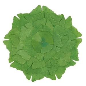 Ginkgo Leaf Placemat Set/4
