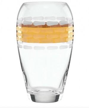Truro Gold Glass Vase