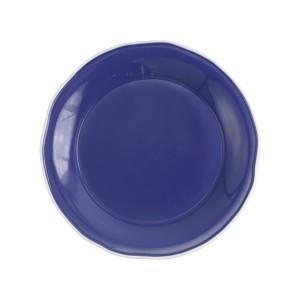 Chroma Blue Round Platter/Charger