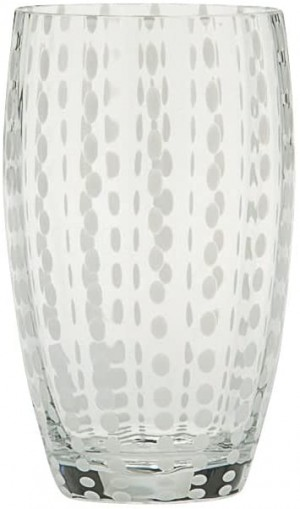 Perle Clear Beverage Glass