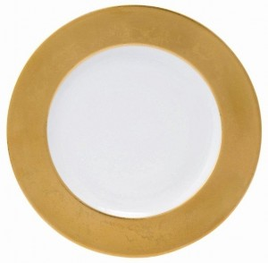 Carat Gold Service Plate