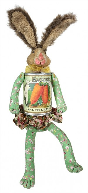 Olivia Carrot Can Rabbit