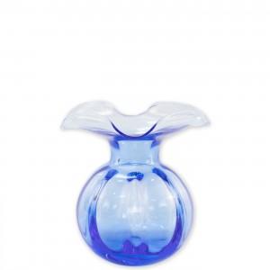 Hibiscus Bud Vase Cobalt