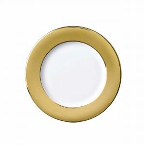 Diana Gold Salad Plate