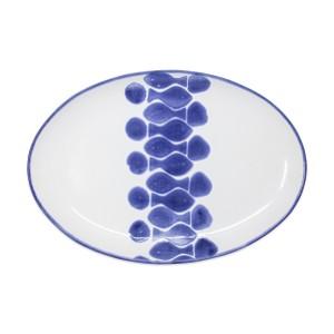 Santorini Fish Oval Platter