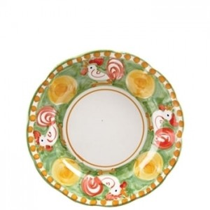 Gallina Salad Plate