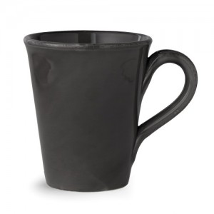 Graffiata Grey Mug