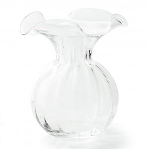 Hibiscus Large Fluted Vase