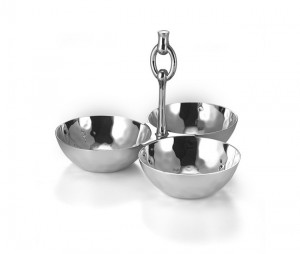 Omega 3-Bowl Snack Set
