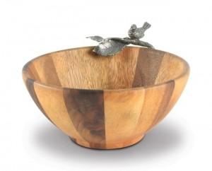 Song Bird Individual Salad Bowl