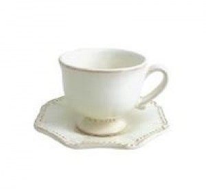 Isabella Cup and Saucer
