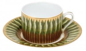 Jardins de Florence Tea Cup and Saucer