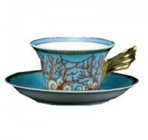 La Mer Cup and Saucer Low