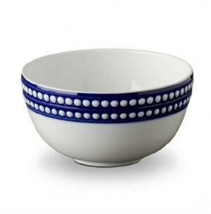 Perlee Bleu Cereal Bowl