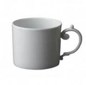 Aegean White Teacup