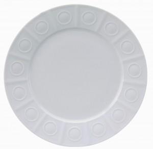 Osmose White Dessert Plate